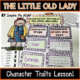 Character Traits: Little Old Lady