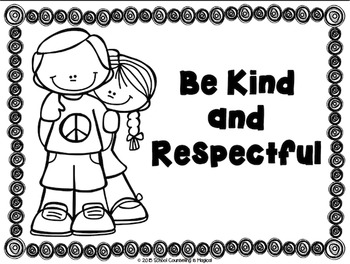 Learning About Classroom Rules (Posters and Workbook)