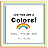 Learning About Colors