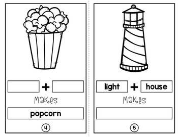 Learning About Compound Words:  A Student Book