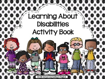 Learning About Disabilities Activity booklet