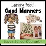 Learning About Good Manners