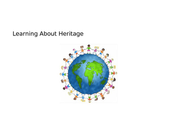 Learning About Heritage