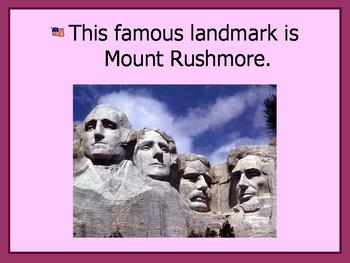 Learning About Landmarks