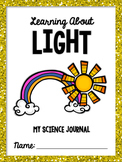 """Learning About Light"" Science Journal - Light, Colors of"