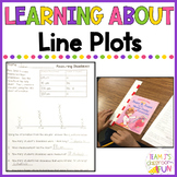 Line Plot Practice and Activities