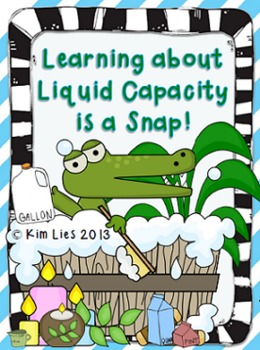 Learning About Liquid Capacity in a Snap