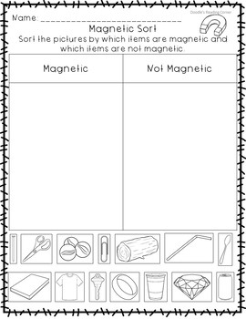 Learning About Magnets (K-1)