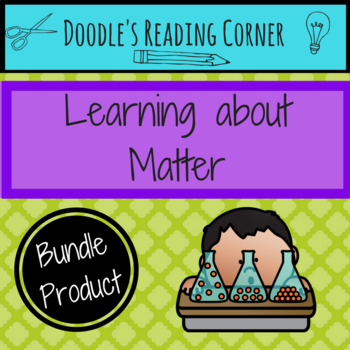 Learning About Matter: Bundle Product