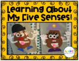 Learning About My 5 Senses!