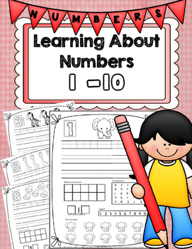 Learning About Numbers 1-10