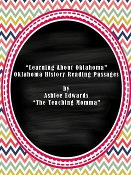 Learning About Oklahoma Reading Passages