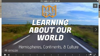 Learning About Our World: Elements of Culture