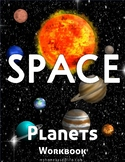 Learning About Planets Workbook