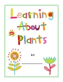 Learning About Plants Science and LA Activities Part 1