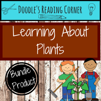 Learning About Plants Bundle Product