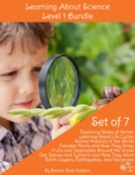 Learning About Science Collection, Level 1 (Bundle)