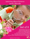 Learning About Science Collection, Level 2 (Bundle)