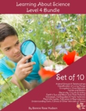Learning About Science Collection, Level 4 (Bundle)
