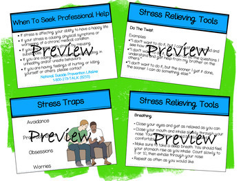 Coping Skills and Stress Management