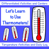 Learning About Thermometers and Temperature Centers and Ac