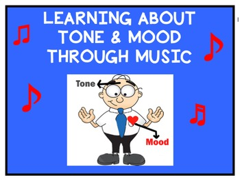 Learning About Tone and Mood Through Music