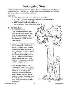 Learning About Trees