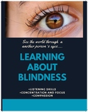 Learning About What It Means To Be Blind