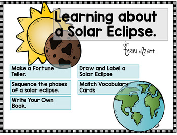 Learning About a Solar Eclipse