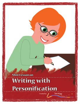 Writing with Personification – Creative Writing Tool