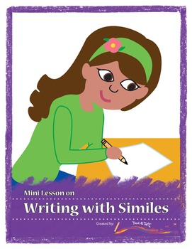 Writing with Similies – Creative Writing Tool