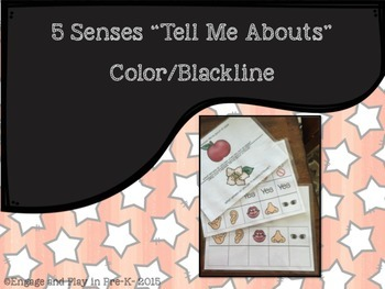 Learning About the 5 Senses!