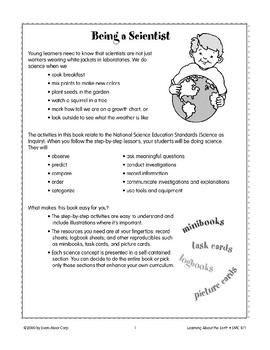 Learning About the Earth: Using Logbooks