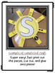 Letter Sounds- Letter S Lesson and Craftivity