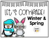 Comparing Seasons (Winter and Spring)