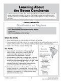 Learning About the Seven Continents
