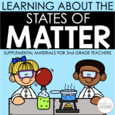 Learning About the States of Matter (Engaging Materials for Young Scientists)
