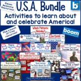 Learning About the USA Bundle