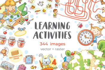 Learning Activities Bundle