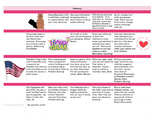 Learning Activities Calendar - February