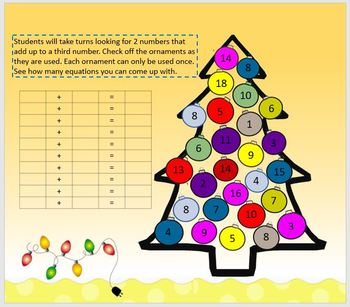 Learning Activities with a Holiday Twist