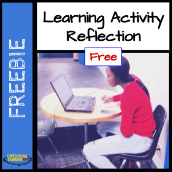 Learning Activity Reflection