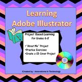 Learning Adobe Illustrator