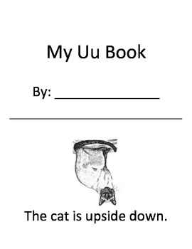 Learning All About the Letter U!
