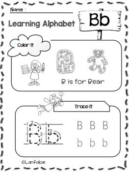 Learning Alphabet Bundle