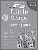 Learning Alphabet Part-1: Aa to Mm: Little Genius Pre-Kind