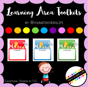 Learning Area Toolkits
