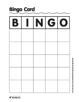 Learning B-I-N-G-O - Reinforce Sight Words Recognition with BINGO