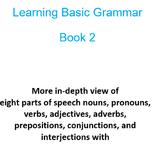 Learning Basic Grammar Book 2