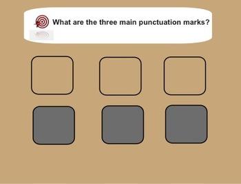 Learning Basic Punctuation